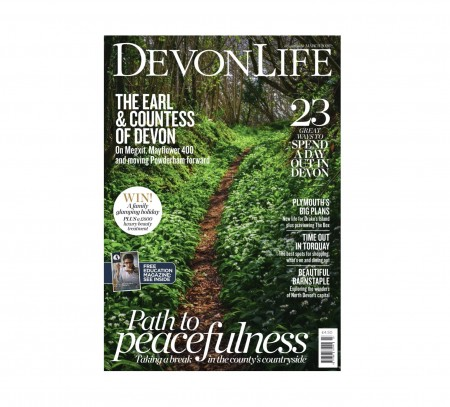Devon Life Woolsery cover reduced