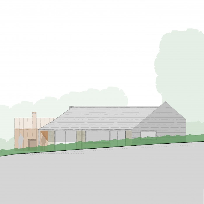 Proposed West Elevation thumbnail2