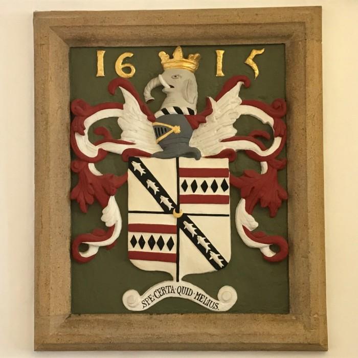 Taunton heritage trust crest Large