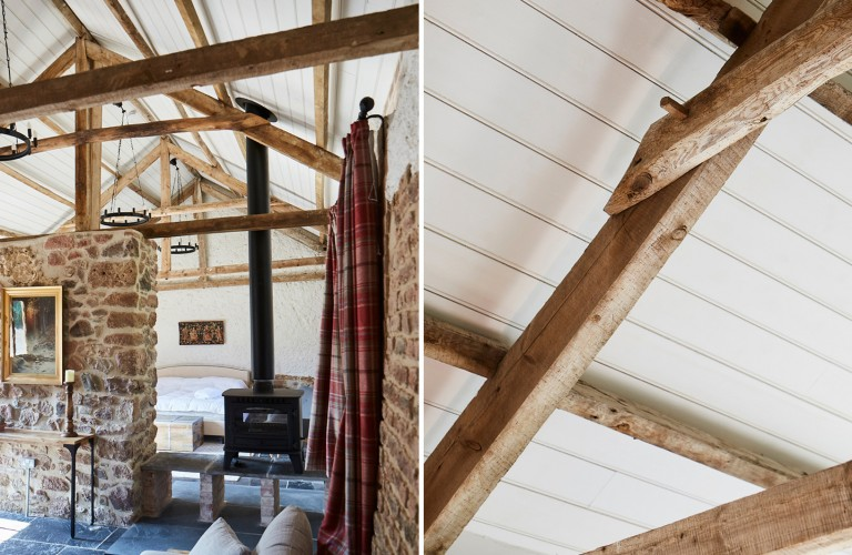 conservation architects devon barn conversion