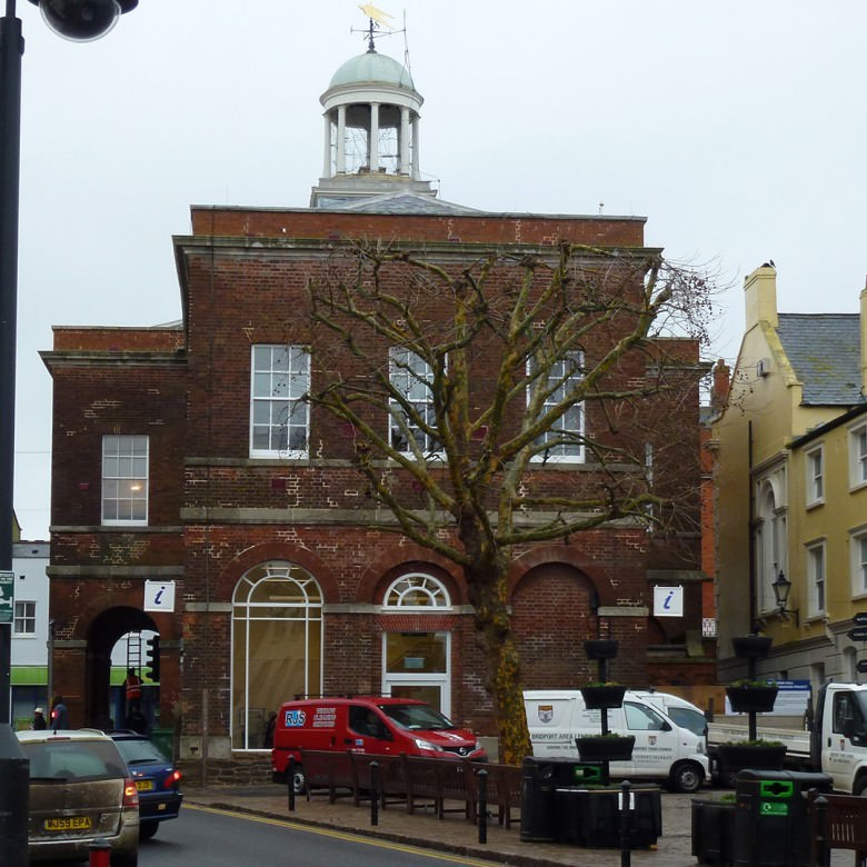 Jonathan Rhind Bridport Town Hall Community 8