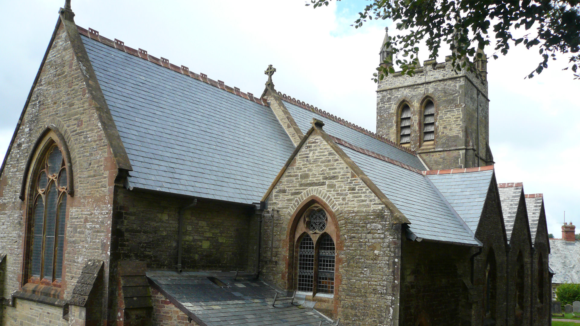 Jonathan Rhind Parracombe Churches 2