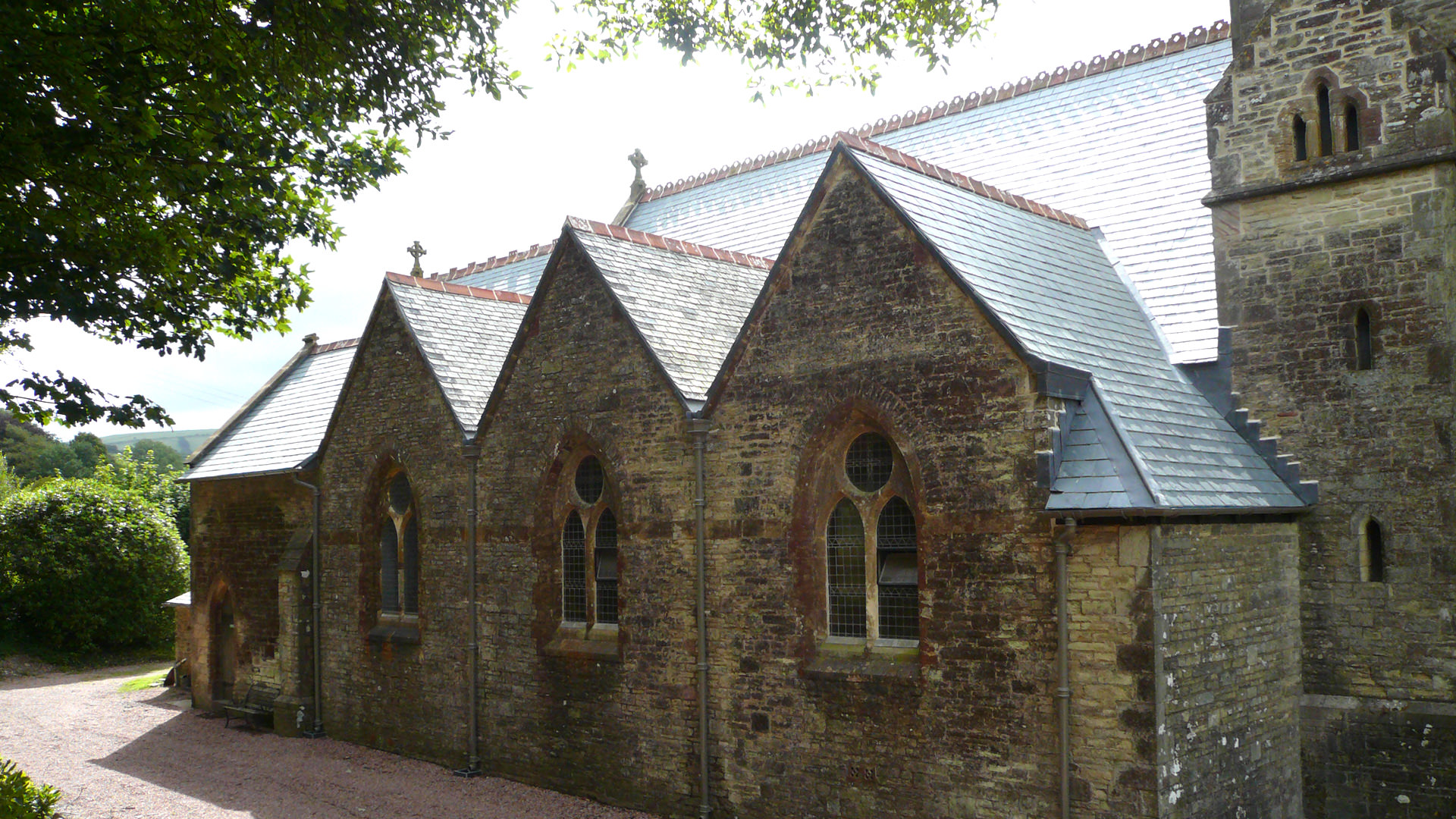 Jonathan Rhind Parracombe Churches 3