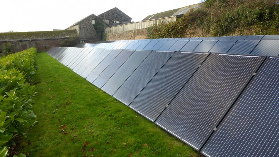 solar array sustainability